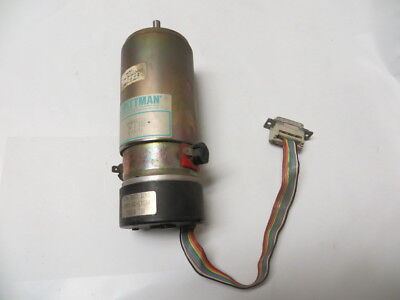 Pittman 14204c223 Servo Dc Motor With Encoder 30.3 Volts Dc New