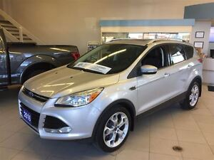 2016 Ford Escape Titanium-FULLY Loaded/Certified Pre-Owned