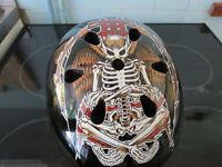 bmx tony hawk helmet size L