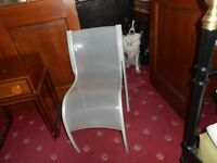 Fantastic Plastic Elastic Chair