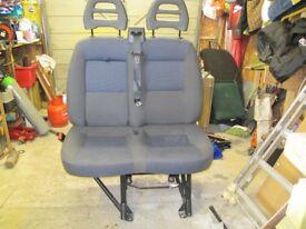 Citroen Relay Front passenger seat