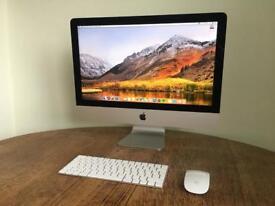 High Spec Apple iMac 21.5 inch 4K 6 Months Old