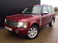 2003 Land Rover Range Rover 3.0 Td6 Vogue 5dr 3 Keys, Service History, 12 Months MOT, Diesel Auto
