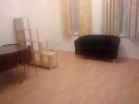 **NO FEES**Beautiful fully furnished and refurbished large self contained studio flat in town centre