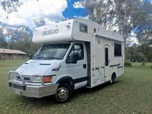 Custom Built Iveco- Motorhome Beenleigh Logan Area Preview