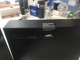 Brand new unopened Samsung galaxy book