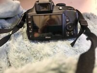 Nikon D3300 24.2mp Dslr Body Only ‑ No Batter...