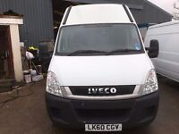 IVECO DAILY MWB FRIDGE VAN.2010.EXCELLENT RUNNER.ONE OWNER FROM NEW