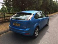 2010 Ford Focus 1,6 litre diesel 5dr 2 owners