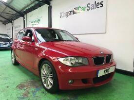BMW 118D M SPORT DIESEL