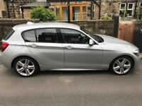 Low Mileage BMW 1 Series 116i M Sport Hatch 5dr (start/stop) 2013