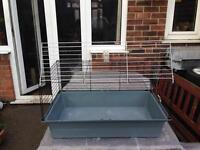 Ferplast indoor rabbit/Guinea pig cage