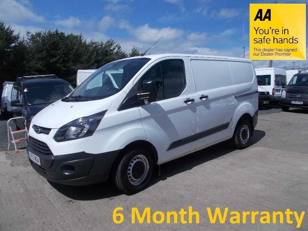 bd318a6b501fe7 Ford Transit Custom Eco-Tech 2.2 TDCi 100 310 SWB L Roof   DIRECT FROM  LEASE Co  FULL SERVICE HIST