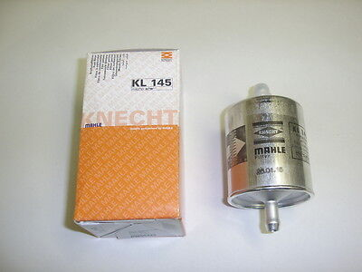 TRIUMPH SPEED TRIPLE T509 FUEL FILTER MAHLE OE SUPPLIER REPLACES T1