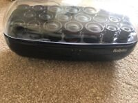 Babyliss thermos ceramic rollers