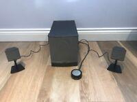 BOSE Companion 3 Series II Multimedia Speakers