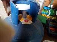 Large FULL Gas Bottle
