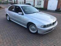 2003/03 BMW 520i SE 2.2 AUTOMATIC LOW MILEAGE LEATHERS