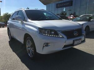 2013 Lexus RX 350 ULTRA PRM 2*HEAD UP DISPLAY