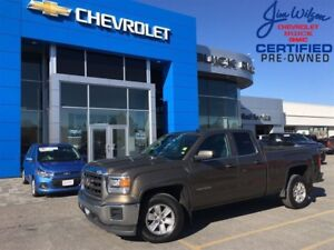 2014 GMC Sierra 1500 SLE 5.3L V8 REAR CAMERA TRAILER PKG ONE OWN