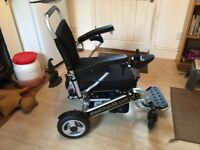 Foldable Electric Wheelchair - Foldawheel88 MODEL: PW-1000XL