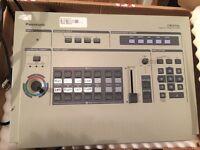 Panasonic Digital AV Mixer WJ-MX20