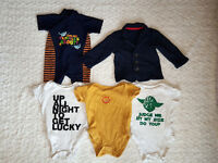 6 to 9 months - Boys Clothes - Bundle!