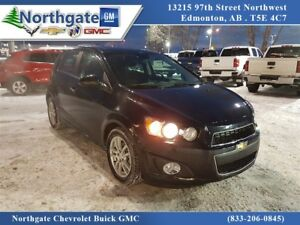 2013 Chevrolet Sonic LT Auto Loaded Very Low Km Finance Availabl