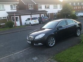 VAUXHALL INSIGNIA 2011, 79,000 MILES, FSH, 1 OWNER, ALLOY WHEELS