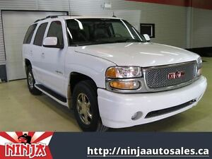 2003 GMC Yukon  Denali 7 Rider Leather