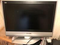 "26"" flatscreen tv"