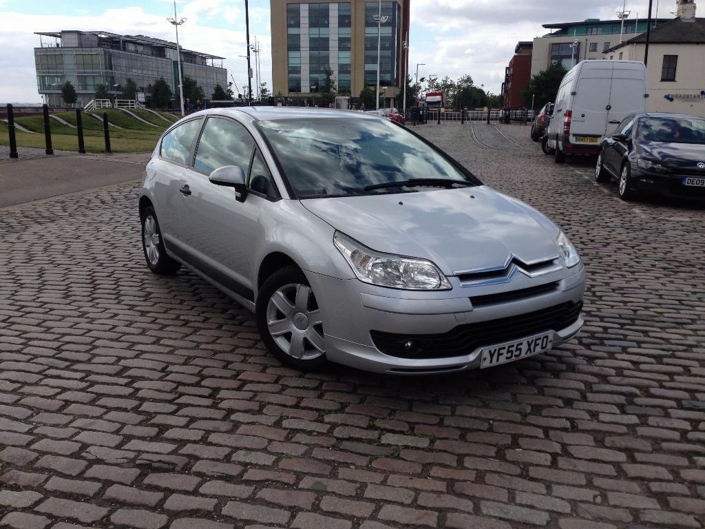 citroen c4 1 4 vtr coupe 2005 55 plate great car full mot in hull east yorkshire. Black Bedroom Furniture Sets. Home Design Ideas