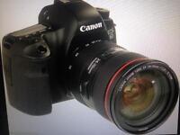 Canon 6D lens 24-105mm