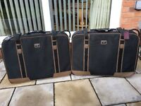 Luggage. 2 Large Cases with internal locks