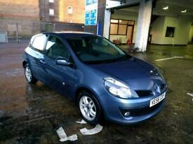 Renault Clio dci (diesel)