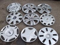 FORD FIESTA MONDEO FOCUS WHEEL TRIMS OVER 200 IN STOCK FR £3 EACH ASK