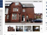 1 bed flat to Let In Lytham x