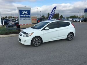 2015 Hyundai Accent SE TRADE IN DEALER SERVICED