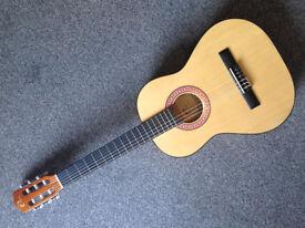 eLeca DAG-IN-36, (3/4, Parlor size) classical guitar