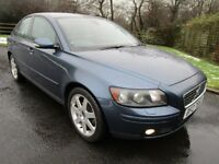 2005 VOLVO S40 1.6D SE TURBO DIESEL ## TWO OWNERS ## FULL SERVICE HISTORY ## FULL LEATHER ##