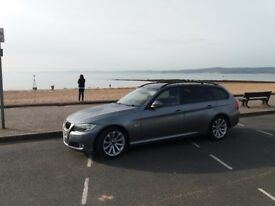 Bmw 320 estate full service history.lady owner last 4 yrs drives as it should good condition for age