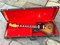 1973 Fender Jaguar
