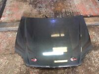 98-00 Honda Civic EK Facelift Carbon Bonnet with Pins EJ9 EK3 EK4 EK9