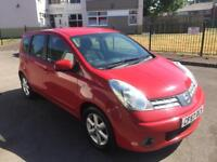Nissan Note 1.5 dCi Acenta 5dr, Service history, Diesel.