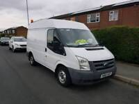 Ford Transit 85 ps 60 plate 130k