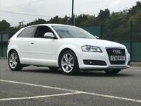 2010 AUDI A3 1.6 SPORT *DIESEL *DRL*NEW MOT *MINT *JUST SERVICED *WARRANTY *P/X *NATIONWIDE DELIVERY