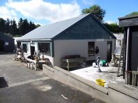 Manor Garden Centre Kilrea Business For Rent Or Possible Partnership (Shrubs Lawnmower Flowers Quad