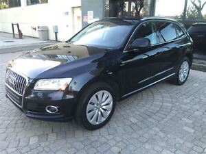 2013 Audi Q5 2.0L Hybrid/Premium/Accident Free/One Owner/Excell