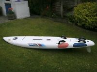 BIC 280 Windsurf board