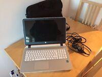 "HP Pavilion 15-p088sa 17.3"" fully working laptop"